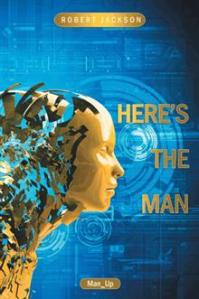Here's the Man Book Cover